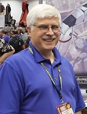 Kevin Siembieda - Kevin Siembieda at Gen Con 2014
