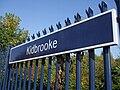 Kidbrooke station signage.JPG