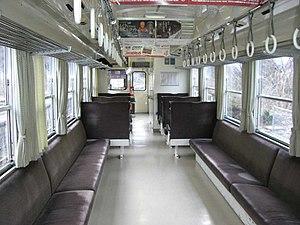 KiHa 120 - Image: Kiha 120 208 interior 20070321