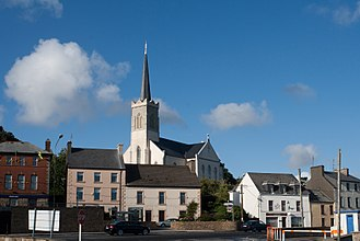 Killybegs - Killybegs skyline