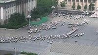 File:Kim Il-sung Square, Pyongyang, North Korea.webm
