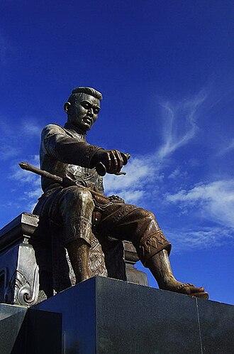 Naresuan - Image: King NU