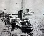 King Orry at the Pier Head, Liverpool..JPG