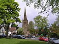 Kings Norton Church. - geograph.org.uk - 7376.jpg