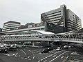 Kintetsumae Crossroads and Tennoji Station.jpg