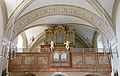 Kirche 12737 Orgelempore in A-2023 Nappersdorf.jpg