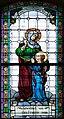 Kirche 19869 Buntglasfenster in A-2063 Zwingendorf (04).jpg
