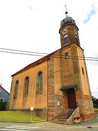 Kirrberg 67 Église Luthérienne.jpg
