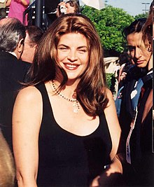 Kirstie Alley – Wikipedia
