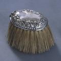 Klädborste, Silver - Hallwylska museet - 89443.tif