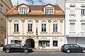 Klagenfurt Benediktinerplatz 3 Buergerhaus und Geschaeftshaus 09092015 7233.jpg