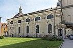 Klagenfurt Stadtpfarrkirche St. Egid Kirchenschiff N-Seite 18052020 8986.jpg