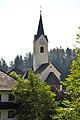 Klagenfurt Woelfnitz Grossbuch Filialkirche Heiliger Lorenz 16082009 72.jpg