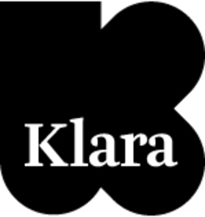 Klara (radio) - Image: Klara logo