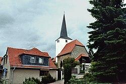 Kleinobringen, die Kirche St. Michaelis.jpg