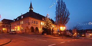 Knittlingen German town
