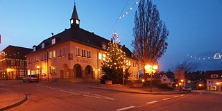 Knittlingen Place in Baden-Württemberg, Germany