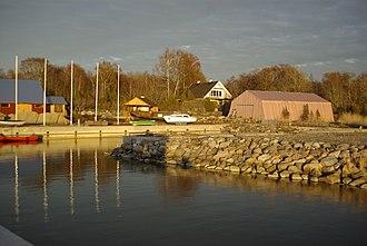 Koguva - Image: Koguva sadam