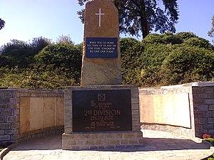 Nagaland - Kohima War Cemetery, Kohima, Nagaland