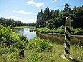 Koiva-Gauja jõgi Eesti-Läti piiril - panoramio.jpg
