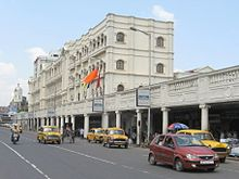 The Grand Hotel in Kolkata