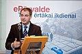 """Konference """"Valsts pārvaldes digitālā e-Revolūcija risinājumi jauniem valsts pārvaldes e-pakalpojumiem un e-komunikācijai"""" (8147088217).jpg"""