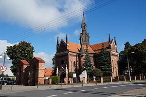 Konin - St Andrew's Church