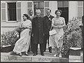 Koninklijk huis, koninginnen, prinsen, ontvangsten, minister-presidenten, portre, Bestanddeelnr 014-1314.jpg