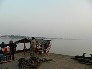 Konnagar - Konnagar Ferry Ghat which connects Konnagar to Sodepur