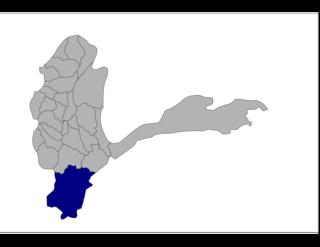 Kuran wa Munjan District Place in Badakhshan