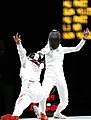 Korea London WomenTeam Fencing 07 (7730600086).jpg