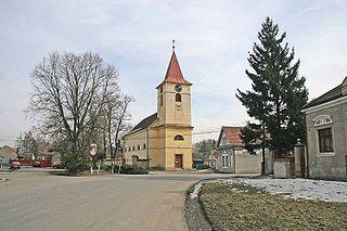 Libice nad Cidlinou Municipality in Central Bohemian, Czech Republic
