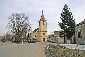 Libice nad Cidlinou - St. Adalbert's Church