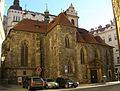 Kostel sv. Martina ve zdi (Staré Město), Praha 1, Martinská, Staré Město.JPG