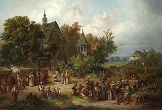Rural Kermesse.