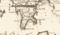 Kowloon in Volonteri's map of the Xin'an County, 1866.png
