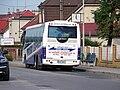 Králův Dvůr, U tří zvonků, autobus C19.jpg