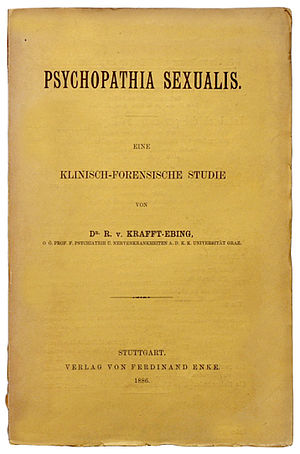 Psychopathia Sexualis cover