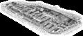 Krankenhaus St. Georg nach dem Umbau 1915 - Vogelperspektive (ZfB 1917).png