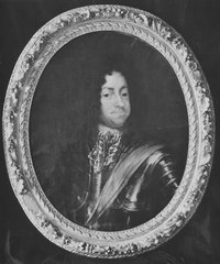 Portrait of Christian V of Denmark