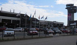 Flughafen in Norwegen