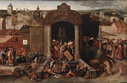 Image result for cleansing the temple