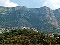 Kruja Castle from the distance.jpg