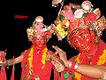 Kumari (Bhairab Naach masks).jpg