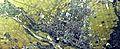 Kuroishi city center area Aerial photograph.1975.jpg