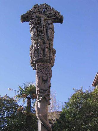 Durango, Biscay - Kurutziaga Cross.