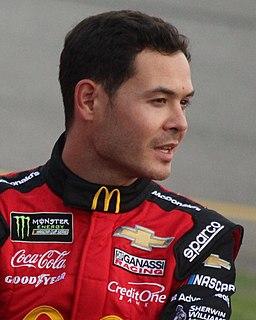 Kyle Larson American racing driver