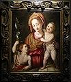 L'empoli, madonna col bambino e san giovannino.JPG