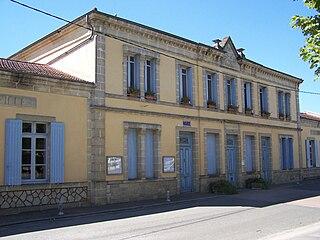 Léogeats Commune in Nouvelle-Aquitaine, France