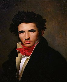 Léon Cogniet 1818.jpg auto-retrato
